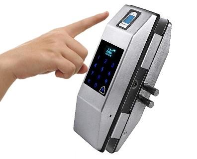 биометрический замок Selock Smart купить интернет магазин hrobot